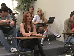 Lifelike fucking ends with regard to cum in mouth be beneficial to sexy Madison Ivy