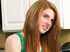 Cute Young Redhead - Hot Photoshoot! by triplextroll