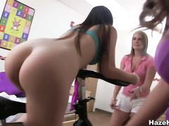 Perfect college asses