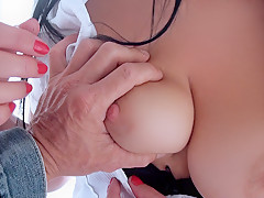 Suzy Fox in Hungarian Amateur Sells Her Pussy - PublicPickups
