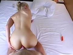 Cutie JasminLamour it wishes time anal