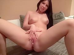 Amazing homemade Amateur, Creampie porn movie