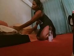 Voyeur Unquestionable Thai oil massage with secret camera in pattaya