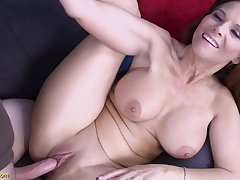 hot MILF Syren De Mer fabulous porn video