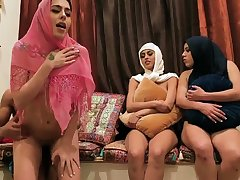 My patron this so good Hot arab dolls try foursome