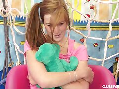 Cute show one's age Anouk I stripped and fucked by an older stud