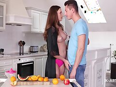 Cornelia - Hot Breakfast Sex